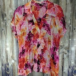 Sunny leigh blouse..a. 64